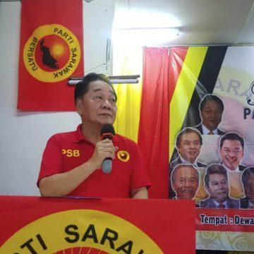 Sarawak patut terus nyingkang sejalai enggau Kepala Menteri