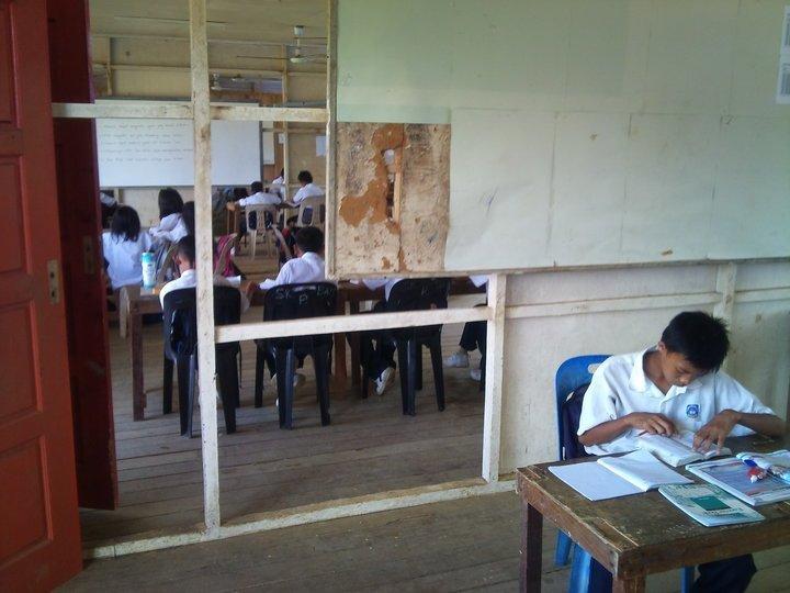 12 sekolah usang siap dibaik pulih