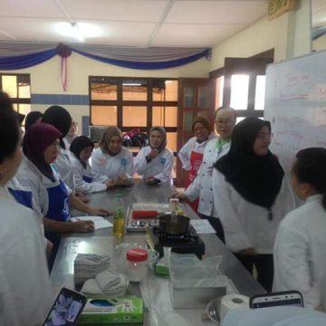 SG Academy: Nyikap penau bidang kulinari