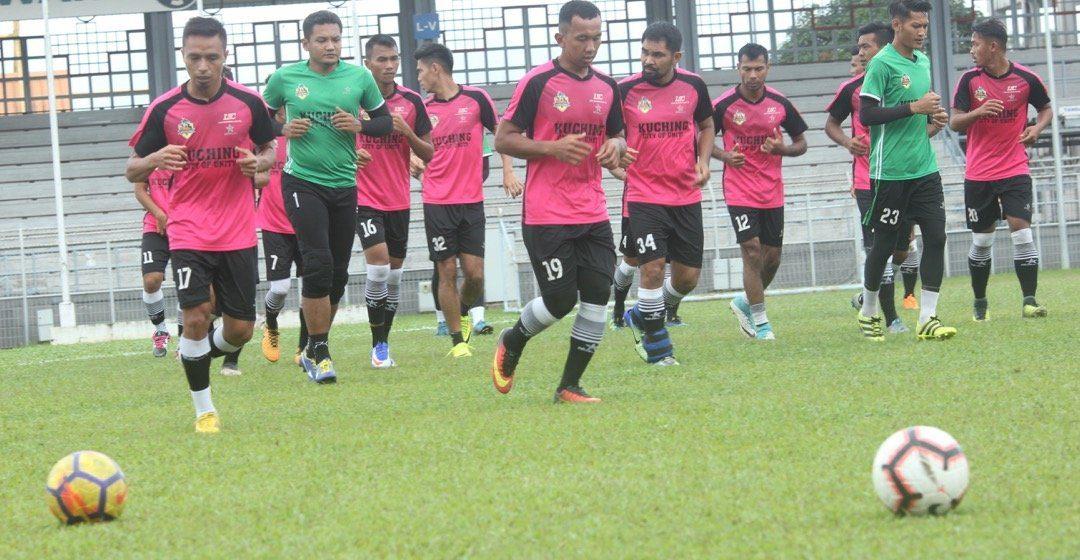 Misi Juara Kuching FA bermula