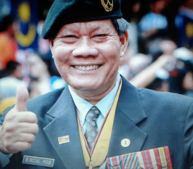 Perambu ngidupka Sarawak Rangers disukung penuh