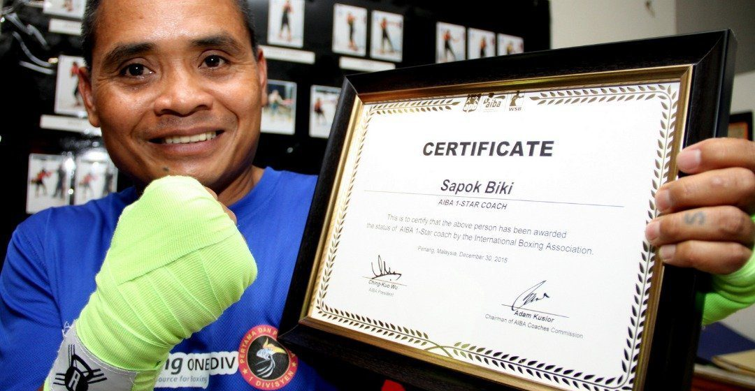 Sapok sedia ngiri penemu ngagai anak Sarawak