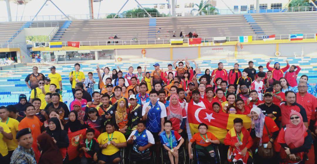 Rikod Sarawak ba Lumba Nyemerai Para Tebuka Malaysia 2019 ngemantup ati