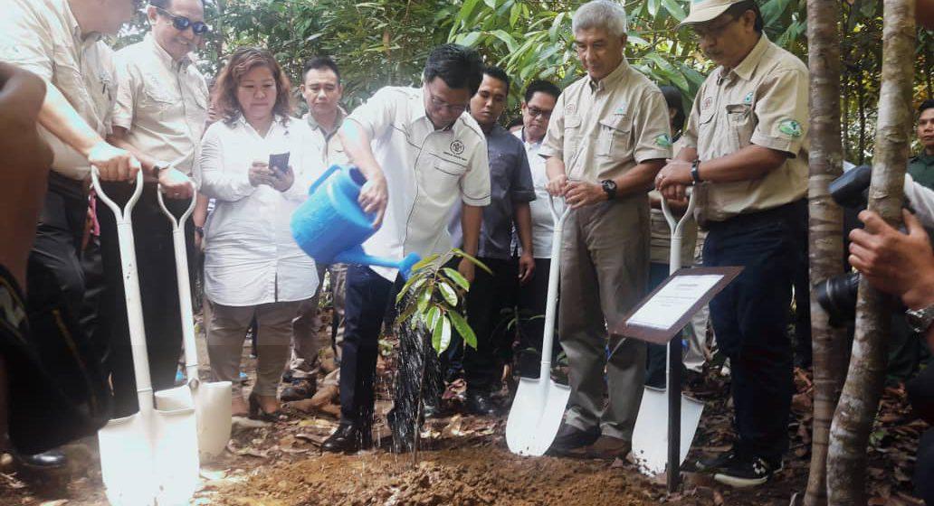 Petronas bantu pelihara biodiversiti di Sabah