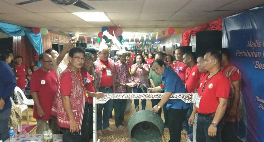 PKDBS patut ransing mantu komuniti Dayak di menua pesisir