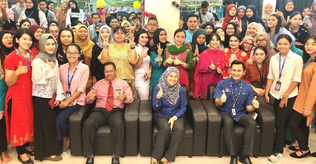 Kolej Komuniti Kuching beratka penyerakup