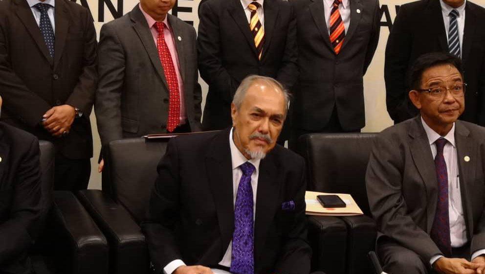 RUU: Perintah Sarawak bedau ngaga pemutus