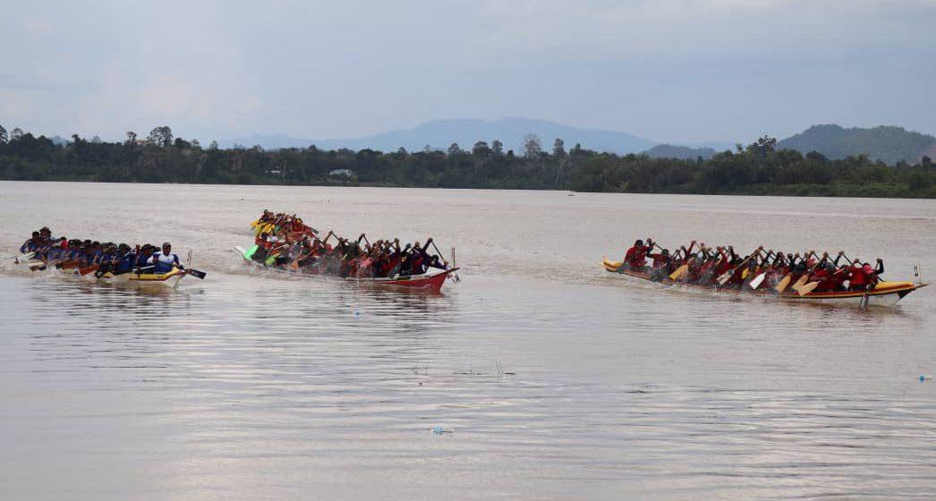 Gelaran Maharaja Sungai dirampas perahu Jang Saribas Binladen