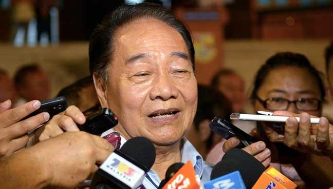 Percaturan PSB dalam politik Sarawak