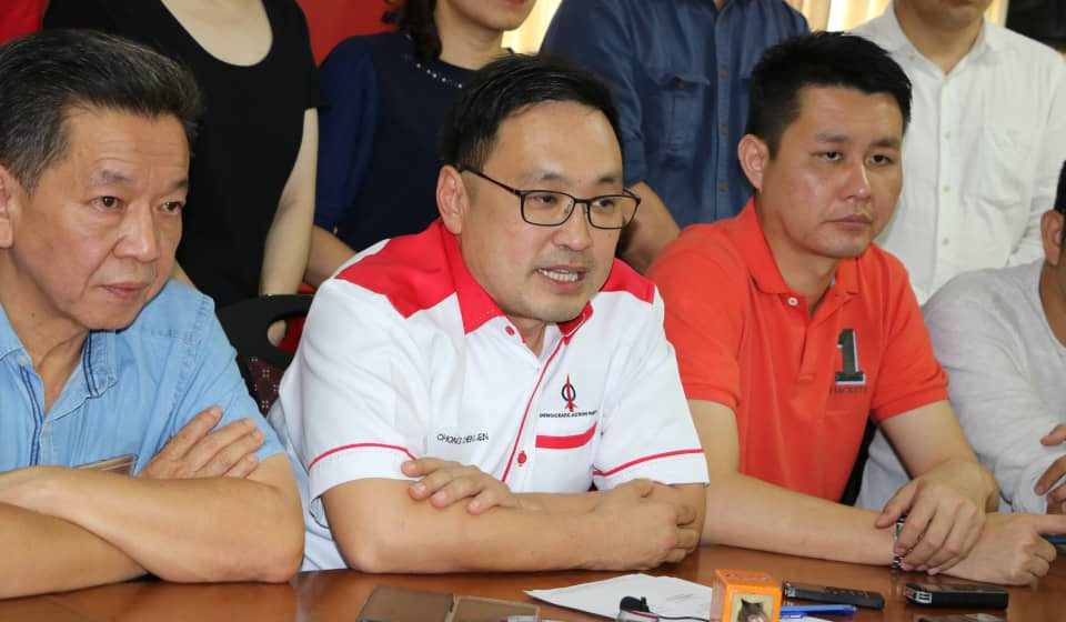 Chong akui janji palsu punca kekalahan PH