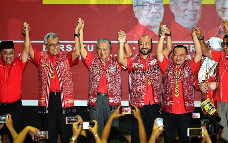 Nasib Bersatu di Sarawak pada 2021