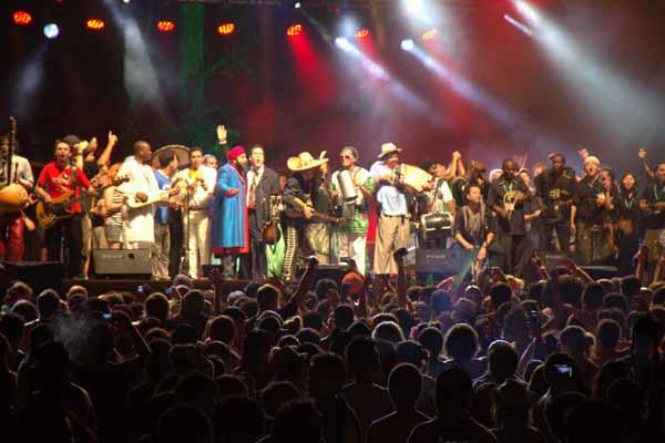 Tiket RWMF, Festival Muzik Jazz Borneo dan Rainforest Festival Fringe 2019 kini dijual