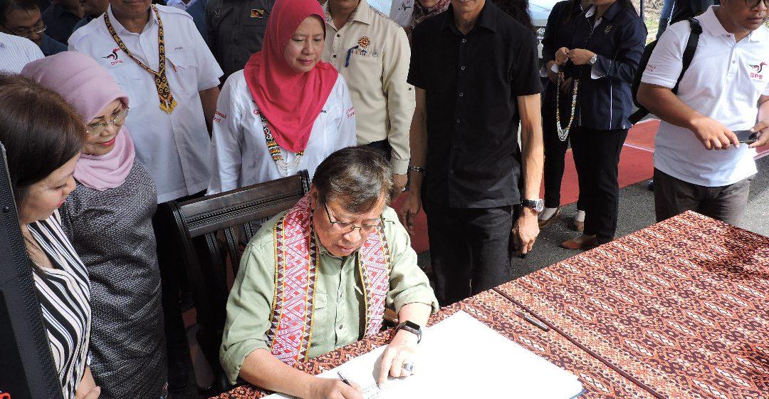 Sarawak ambil alih projek buruk siku Putrajaya