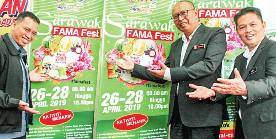70,000 bakal serbu Festival FAMA Sarawak