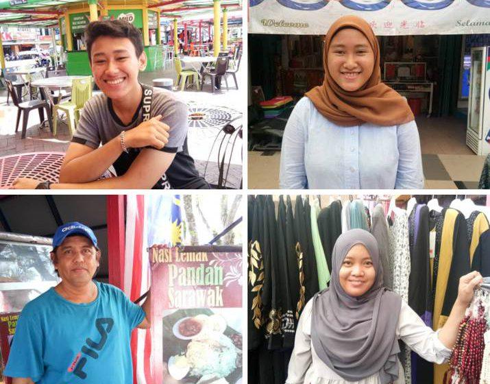 Rakyat mahu Agong rasai laksa Sarawak