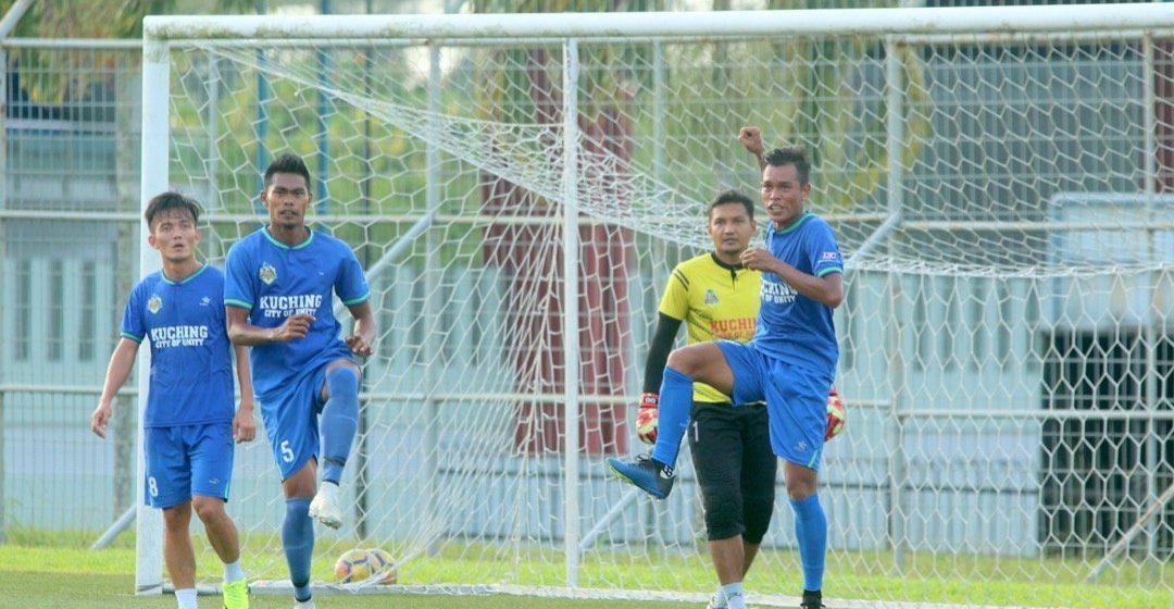 Kuching FA hadapi misi sukar jumpa Felda United