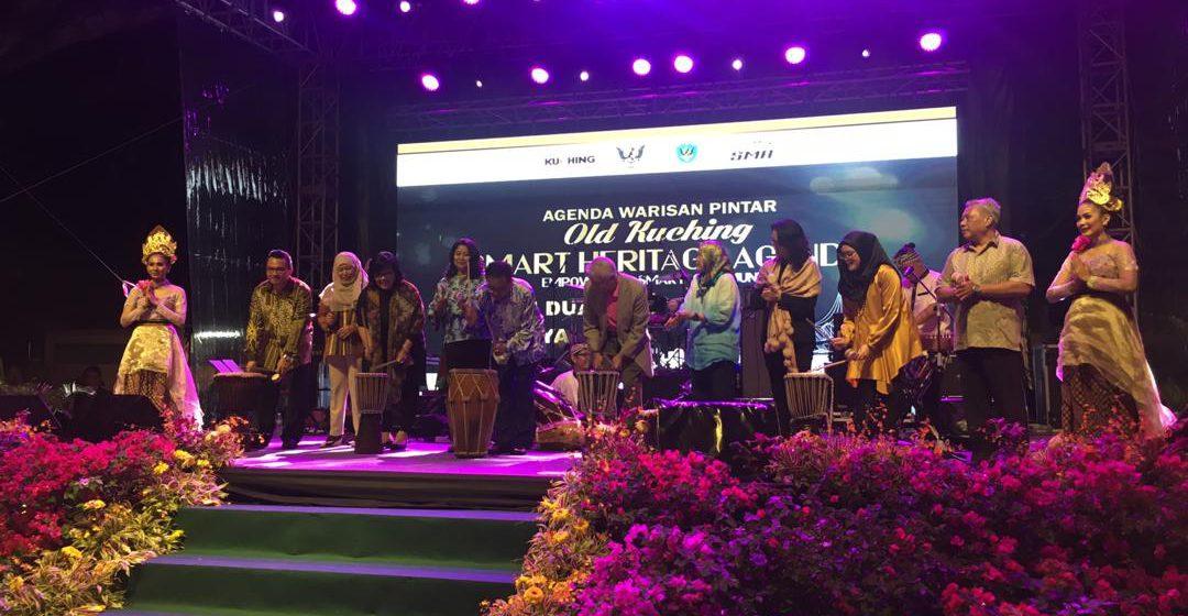 Kaul Sarawak-Jakarta majak teguh