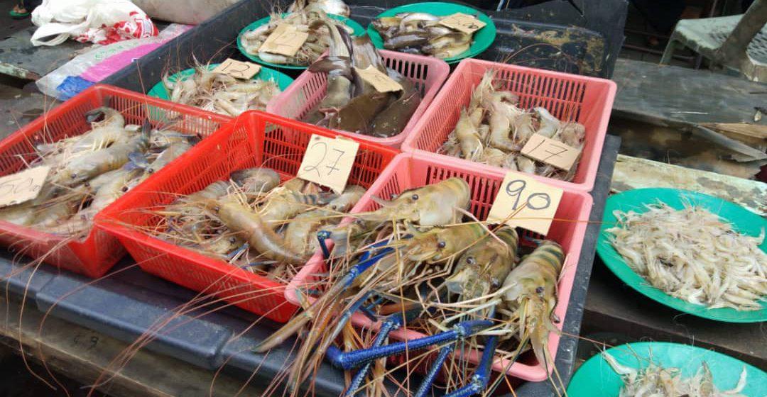 Sejarah Pasar Binatang mengkang dikeingat nyentuk ke sehari tu