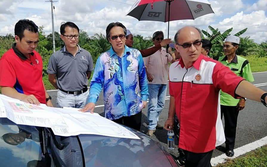 RM8.4 juta peruntukan pembesaran kampung di Saribas
