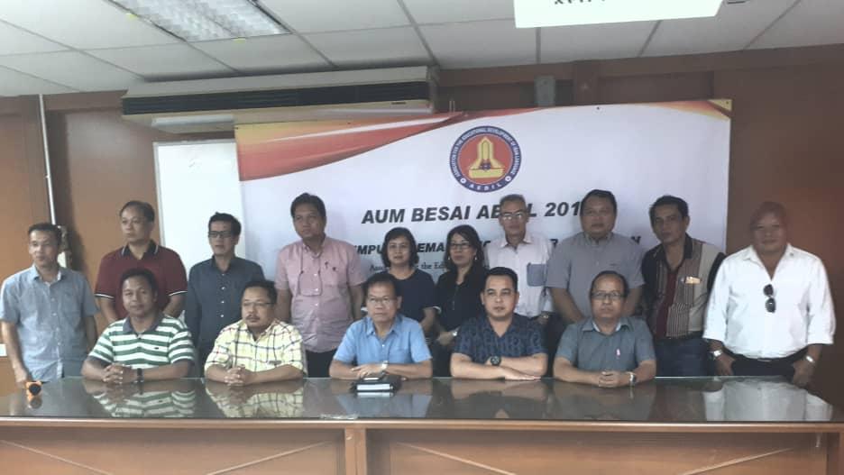Komiti baru Aedil udah mujur dipilih