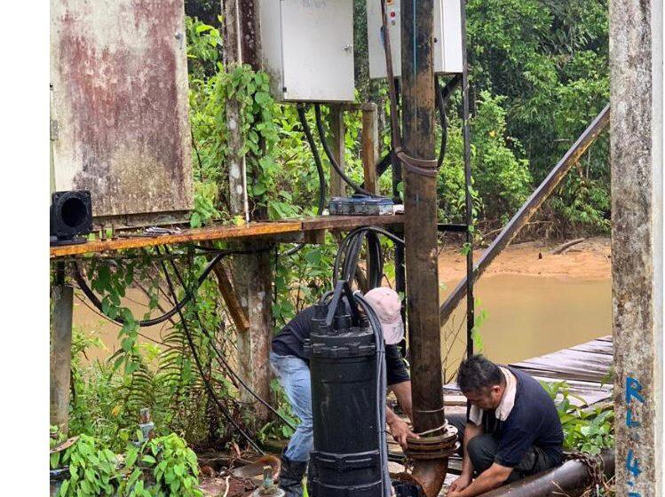 Loji rawatan air Tatau kini berkapasiti enam juta liter sehari — Stephen Rundi