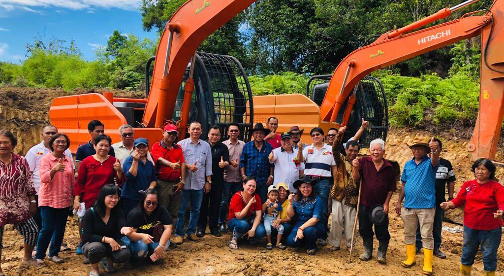 Penantian 21 keluarga Rumah Amu Sengkuang Tinting Kemaya  berakhir