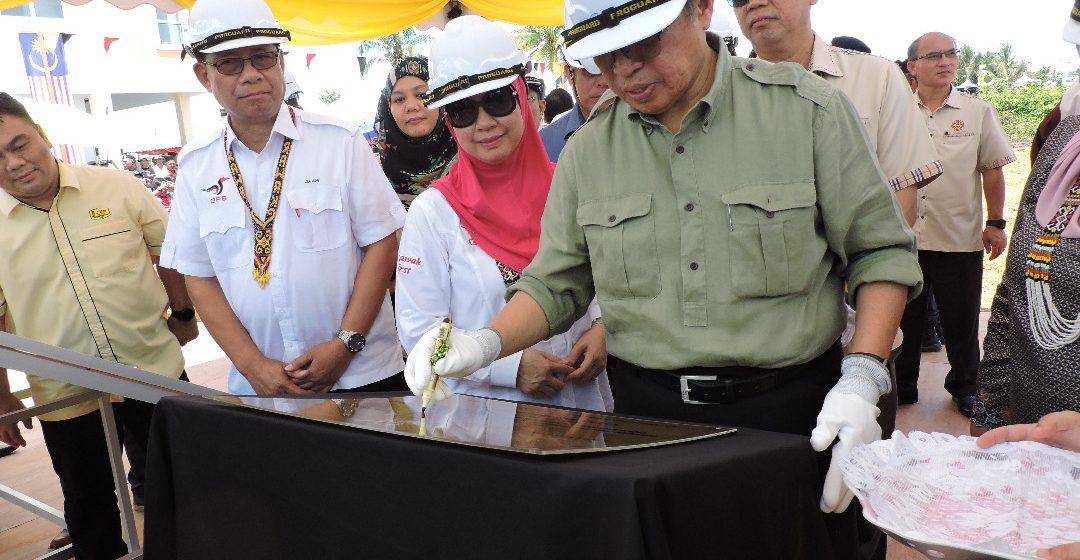 Jematan Batang Lupar: Ngemuntang pejalai ari Kuching – Miri