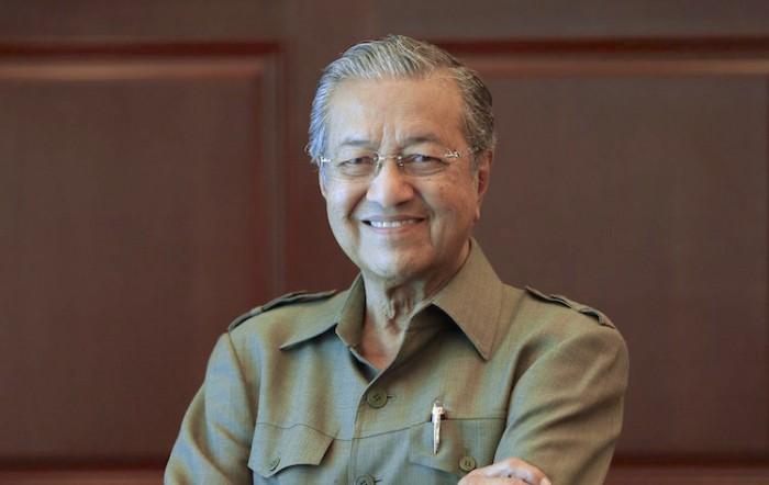 GPS sokong Mahathir