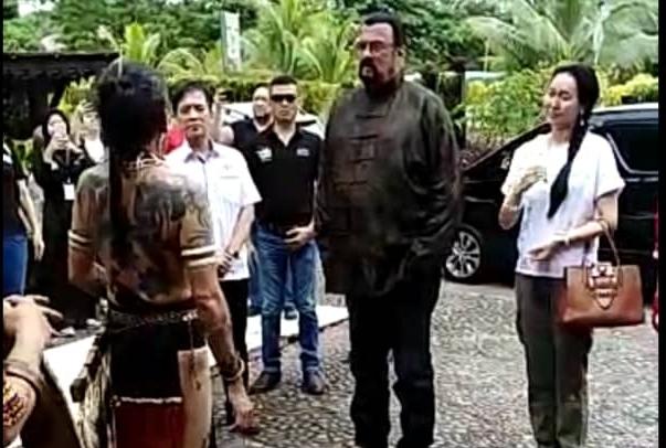 Peserta Aiffa kenali kampung, hutan Sarawak