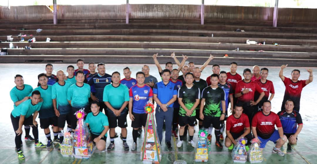 BBP Saratok juara Futsal Piala Ketua JBPM Zon Tiga