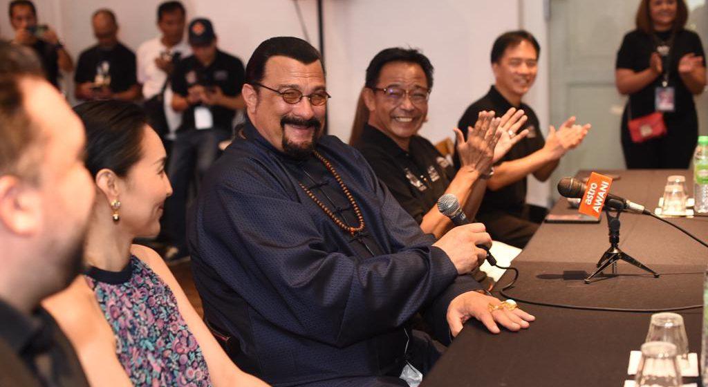 Kehadiran artis antarabangsa dalam Aiffa promosikan Sarawak ke seluruh dunia
