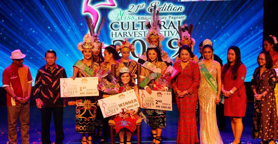 Tamira Lallemand temegah champion Miss Ethnic BPCHF 2019