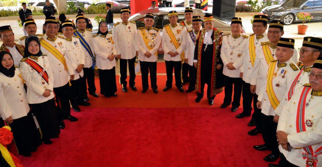 Ekonomi Sarawak deka terus ngerembai
