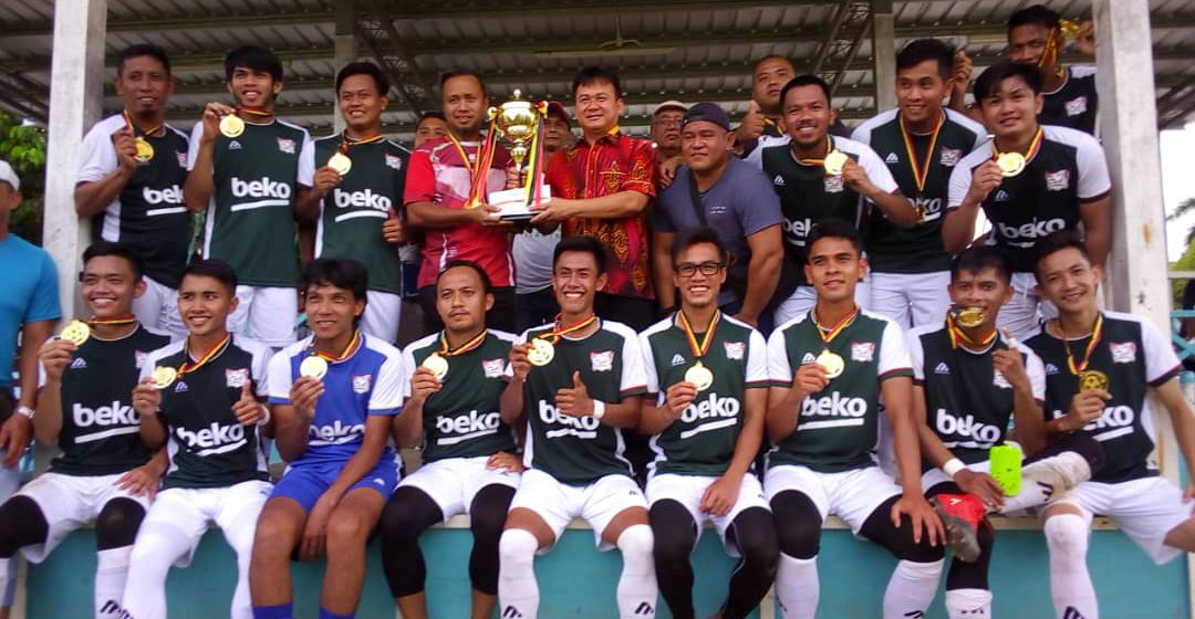Alimakha FC Champion Mangkuk Main Bol P 205