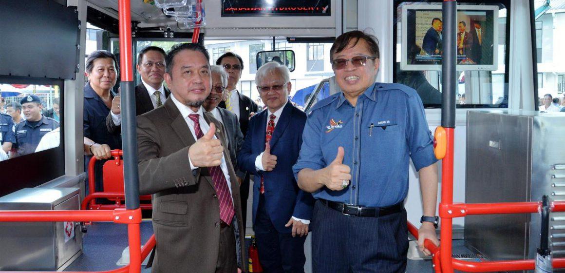 Sarawak lakar sejarah