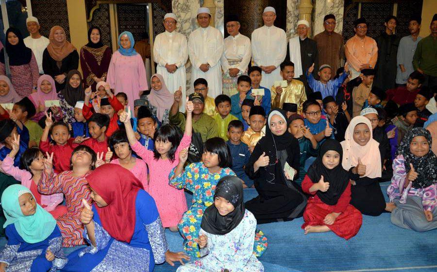 Projek Darul Hana berjalan lancar
