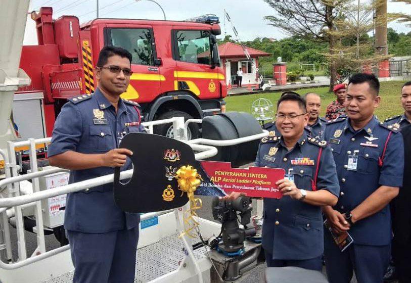 Sarawak perlukan 50  balai bomba