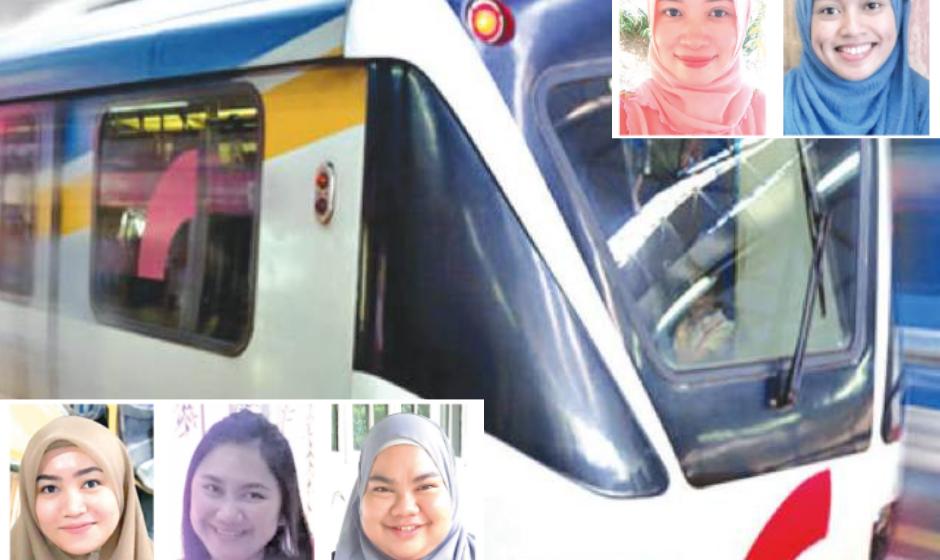 Kami mahu LRT