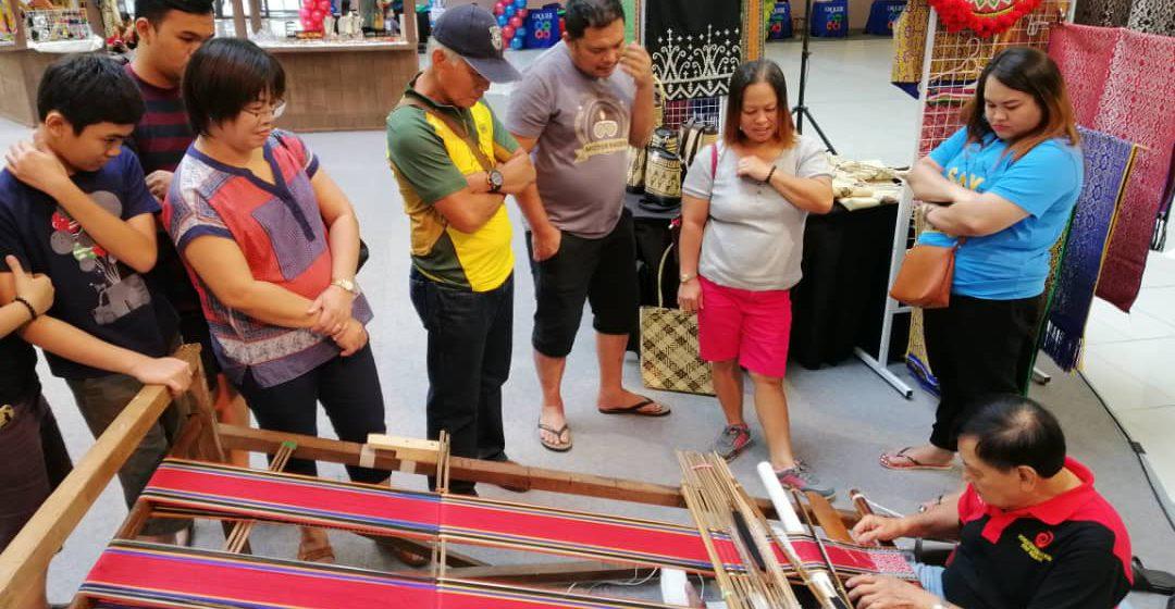 Persatuan Usahawan Kraf Sarawak mohon tapak khas