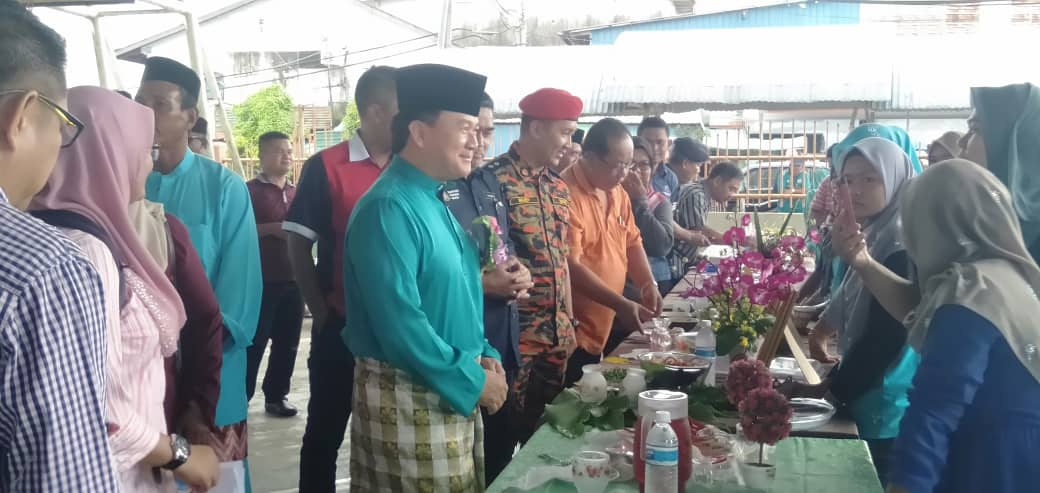 Projek SK Abang Leman benung ditinda – Ali Biju