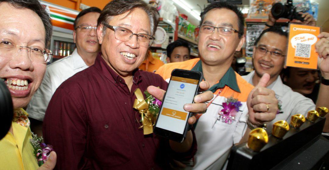 Sarawak Pay: Bebayar ngena chara baru