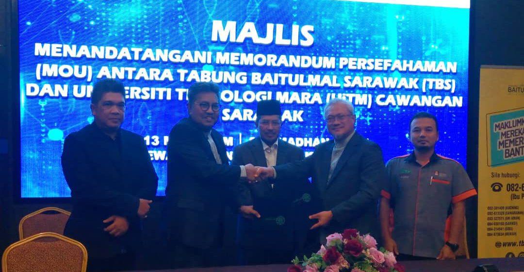 UiTM-TBS komited kembangkan industri halal di Sarawak