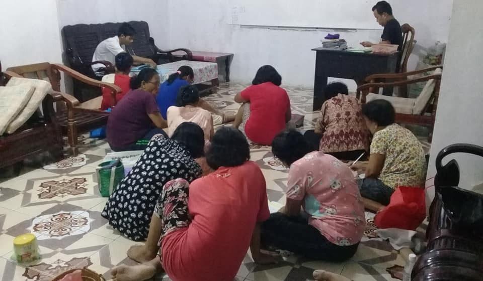 Tim Projek Pensel: 16 orang tuai udah nemu macha