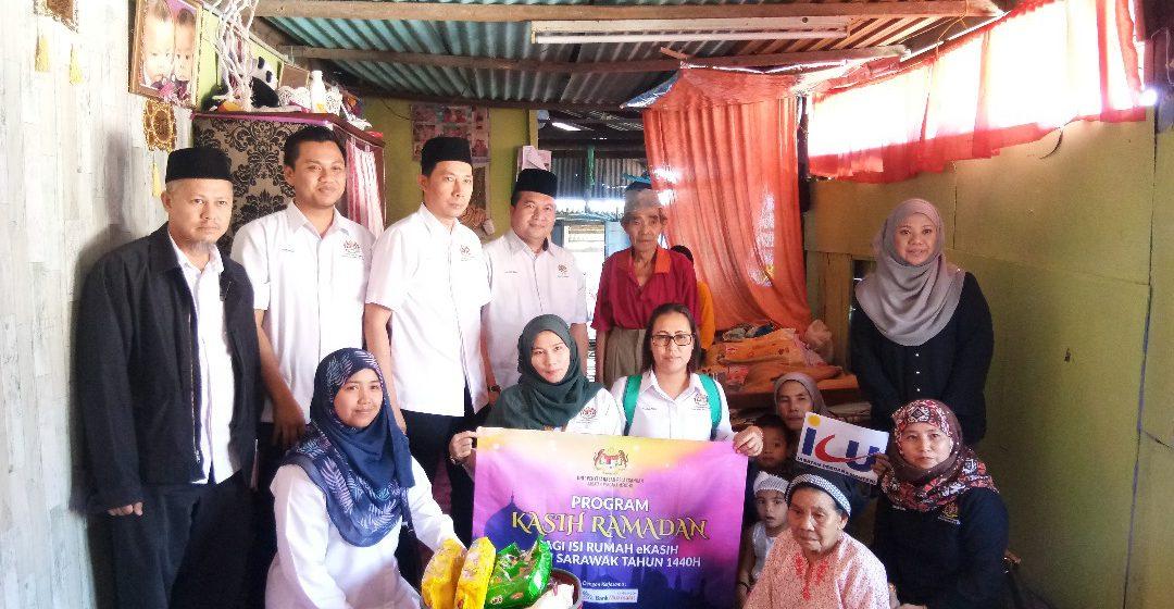 Program Kasih Ramadan SDO ngemai pengelantang