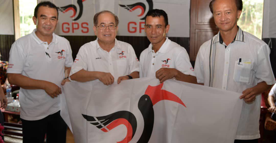 Sarawak First – Jaku ngasi GPS napi PRN