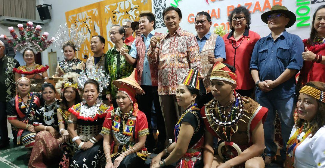 Intu Gawai Dayak nitihka adat, tradisi – Mawan