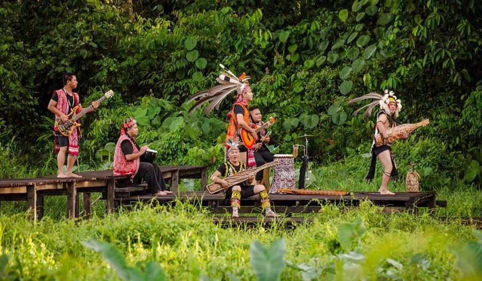 Etnik Revolution ngidupka Cai Cer Ruai