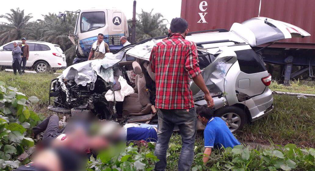Presiden STAR terkejut dengan kemalangan di jalan Bintulu-Miri baru baru ini