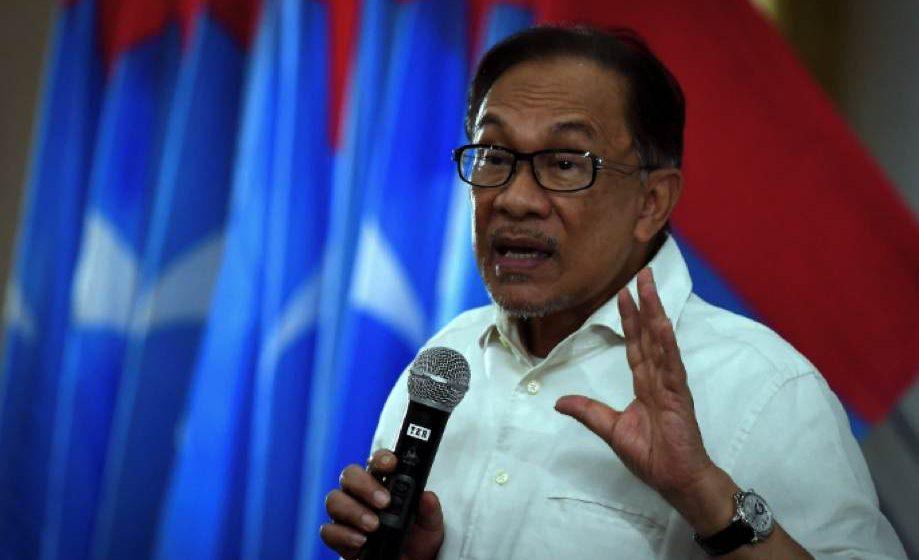Anwar: Saya tidak berkomplot