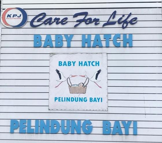 Pelindung bayi: Tempat selamat bagi bayi yang tidak diingini